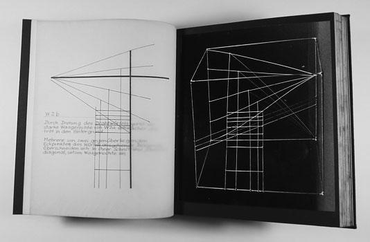 Dietmar Kirves: Linie im Raum 1 | Kassel 1964