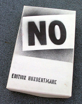 NO box, cover